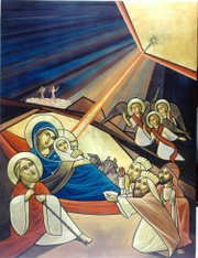 Coptic_nativity